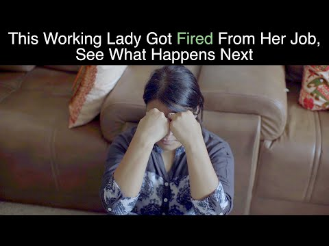 This working lady got fired from her job, see what happens next  | ft. Nijo Jonson | Storyteller