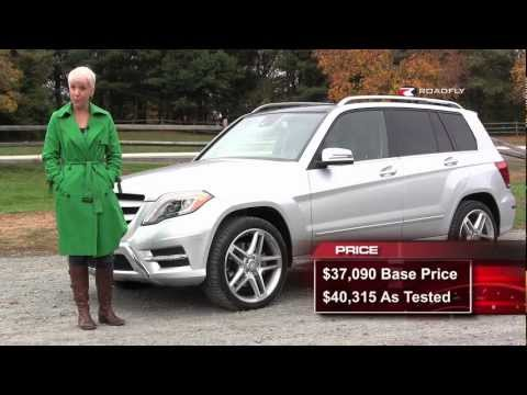 Mercedes-Benz GLK 350 2013 Review & Test Drive with Emme Hall by RoadflyTV