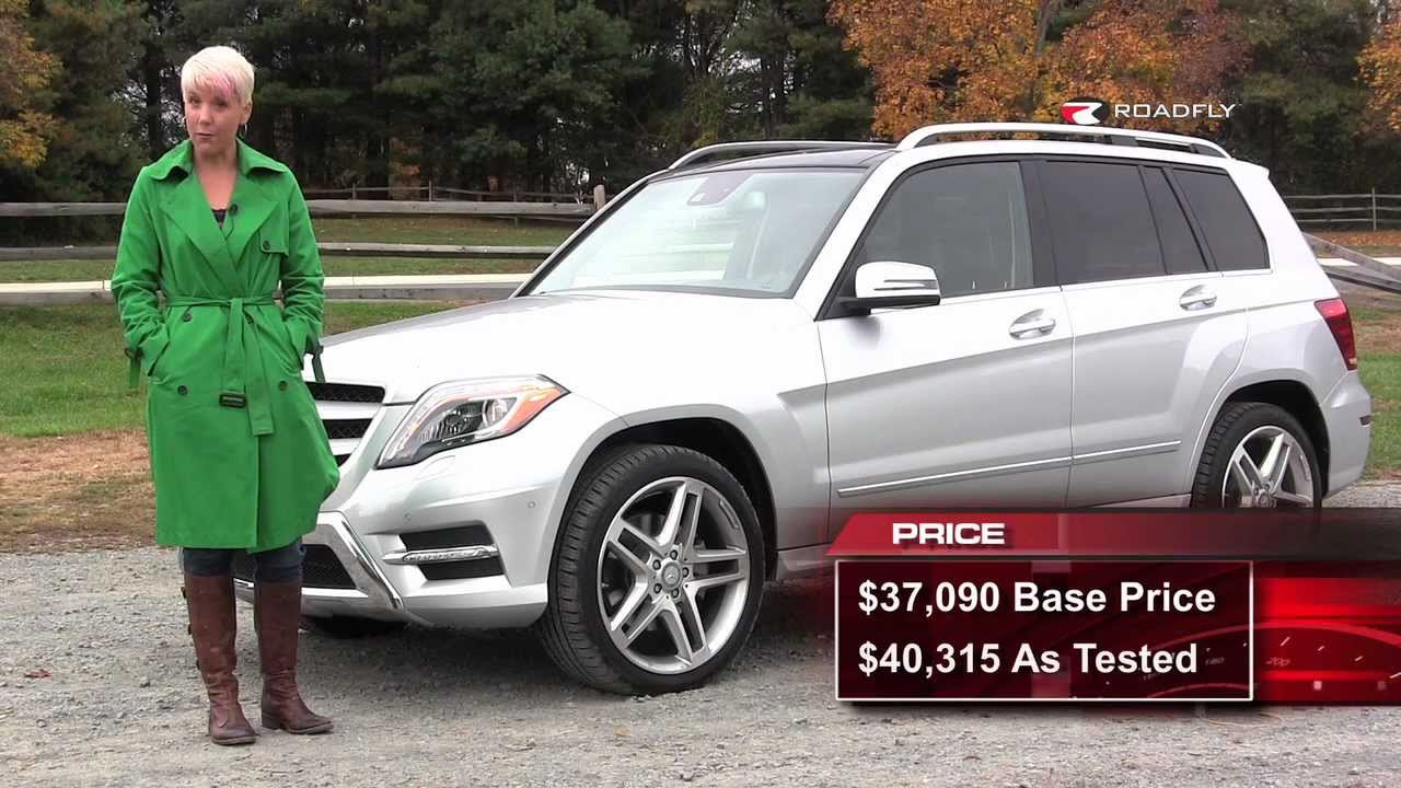 Mercedes Benz Glk 350 2013 Review Test Drive With Emme Hall By