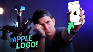 La importancia de usar Fuente de Poder - iPhone 7 Apple logo - Faciiiilito