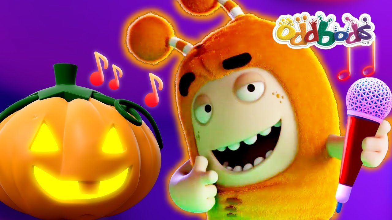 Oddbods | HALLOWEEN 2019 | The HALLOWEEN Song | Funny Cartoons For Kids