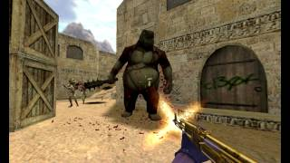 counter strike 1.6 MOD: xtreme v6 zombies