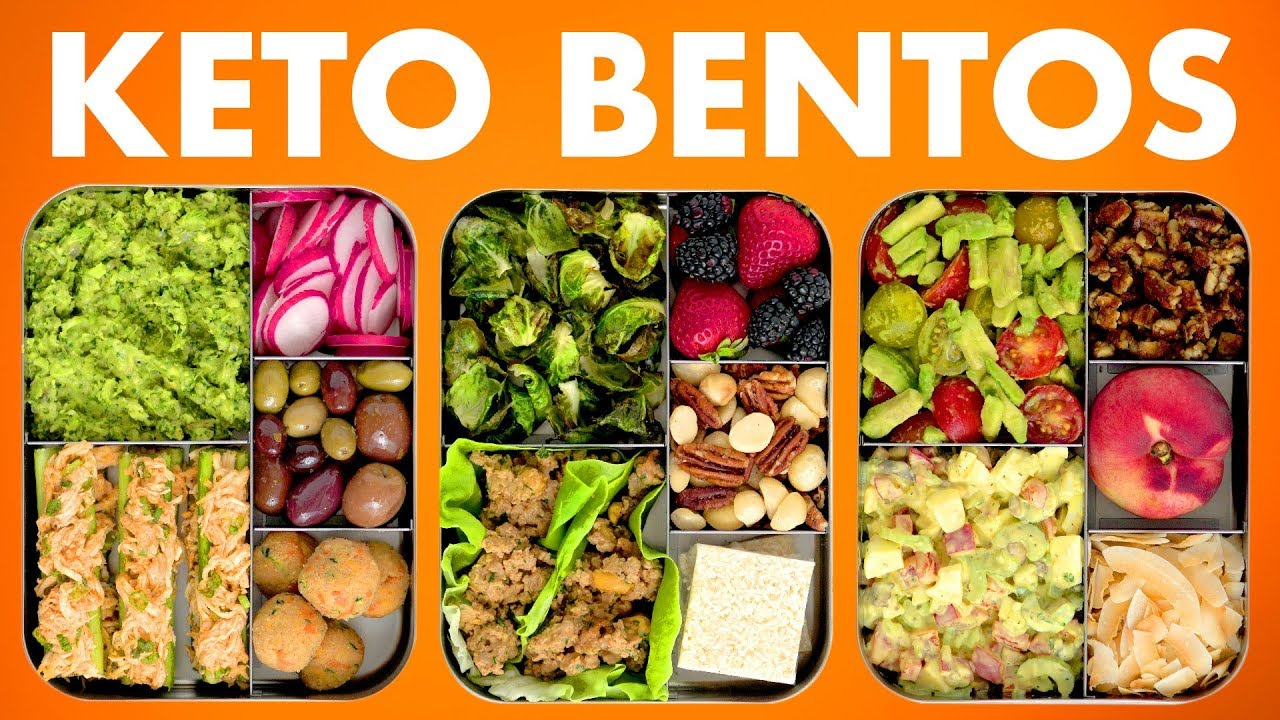 Low Carb Bento Boxes Healthy Keto Recipes Mind Over Munch Youtube