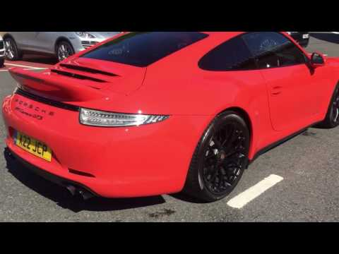 2015 PORSCHE 991 GTS 3.8 Carrera PDK FOR SALE at Castle Motors