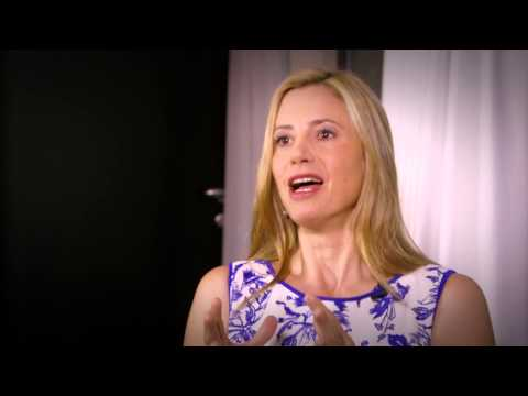 Mira Sorvino interview for Intruders - MIPCOM Day 1