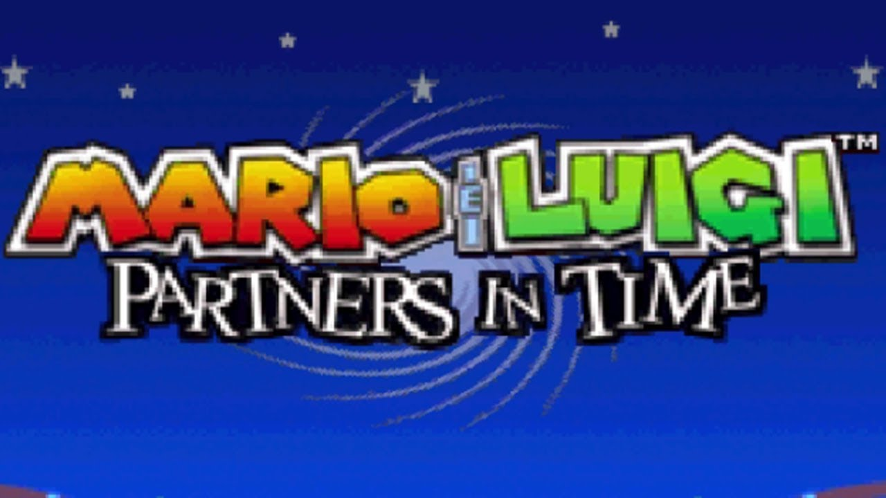 Mario Luigi Partners In Time - Complete Walkthrough (Full Game)