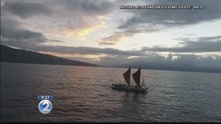 Hokulea returns to Hawaii in June after three-year worldwide voyage