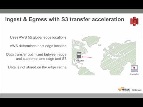 AWS May 2016 Webinar Series - Cloud Data Migration Strategies