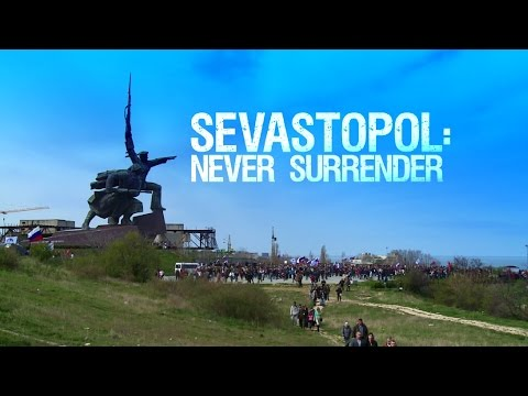 Sevastopol: Never Surrender. The 70th anniversary of the city's liberation from Nazi occupation