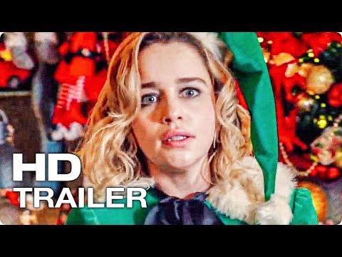 РОЖДЕСТВО НА ДВОИХ Русский Трейлер #1 (2019) Эмилия Кларк, Генри Голдинг Comedy Movie HD