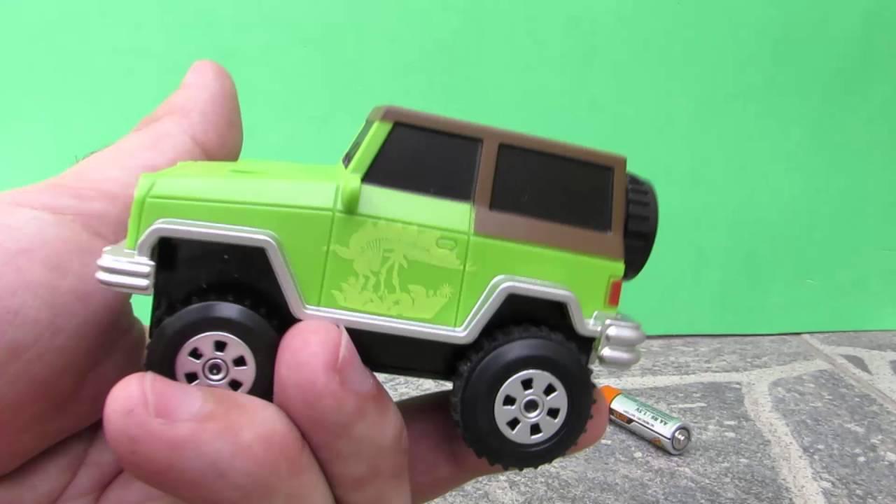 2016 Jeep Truck >> Dino Mundi : Carro - Car - Jeep - Carrinho - Dinossauro - Truck Dinosaur - Toys Talk - YouTube