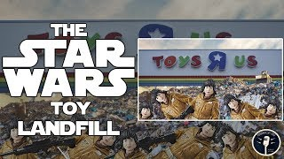 The Star Wars Toy Landfill Has Been Found!