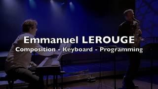 STAR'S IN SHADOW - Blanzy 23 mars 2019 - Live Performance - Emmanuel LEROUGE - Nicolas PROST