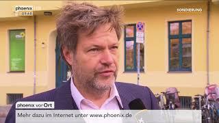 Robert Habeck zu den Gründen des Abbruchs der Sondierungsgespräche am 20.11.17