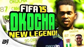 FIFA 15 Ultimate Team | JAY-JAY OKOCHA LEGEND CARD