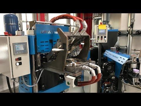 Inside: Intakt! Vinyl Pressing Plant