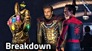 Spiderman Far From Home Trailer Breakdown in HINDI | Spider-Man Far From Home Trailer 2 In HINDI