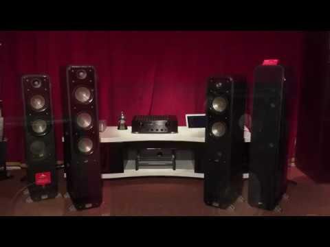 Polk Audio Signature S60 и S55