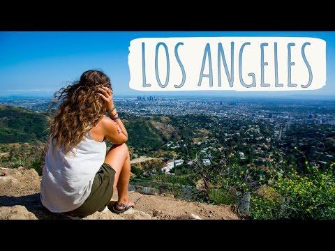 Los Angeles | VLOG | Venice Beach, Santa Monica, Hollywood, Downtown LA