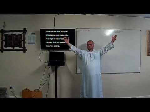 LIFE OF UMAR RA PART 4 in BSL (British Sign Language)