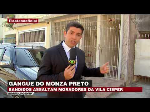 Gangue Ataca Moradores Da Zona Leste De São Paulo