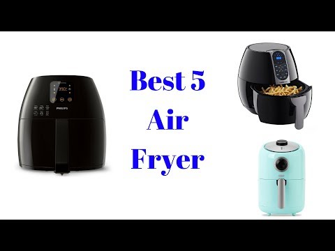 best-air-fryer-review---5-most-used-air-fryer-review