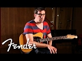 Capture de la vidéo Graham Coxon Discusses His Signature Telecaster® | Fender