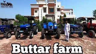 Buttar farm pind chountra #Bigfarmer