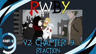 RWBY Volume 2 Chapter 9 - Reaction w/ Jordie