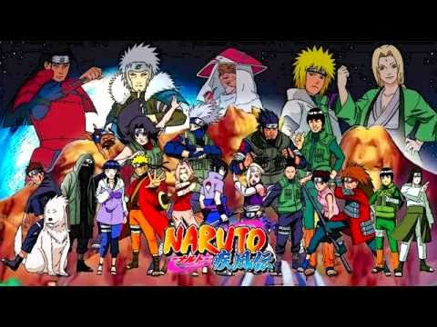 Naruto OST - Utsusemi (Man Of The World) (Hip Hop Remix)