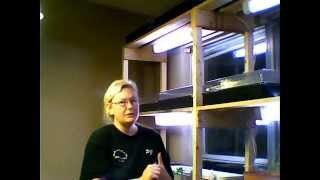 Window Gardening: Improvements To The Grow Shelf