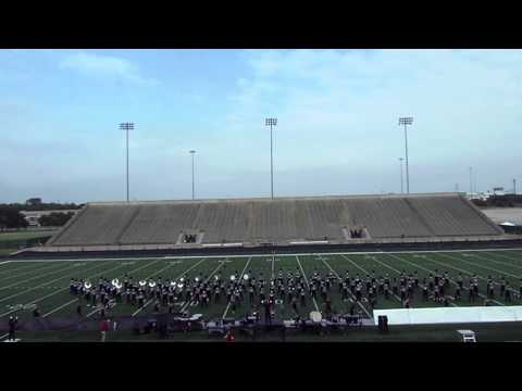 "Tom C Clark - Capital City Marching Contest ""2012"" Shift"