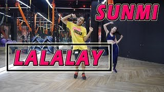 [KPOP] SUNMI - LALALAY | Dance Fitness By Golfy | Give Me Five Thailand | เต้นออกกำลังกายท่าง่ายๆ
