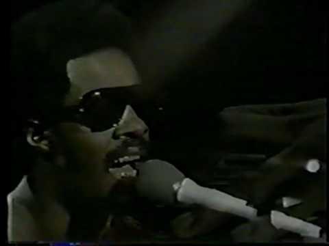 Stevie Wonder - You and I (LIVE!)