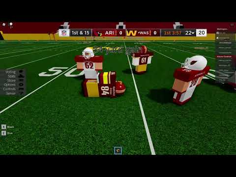Roblox Football Fusion Montage Greatest WR