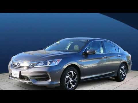 Certified 2017 Honda ACCORD Los Angeles San Fernando Valley, CA #H180445A