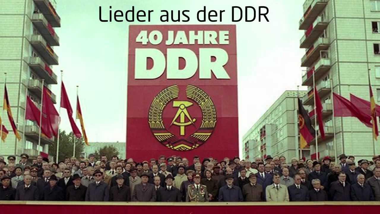 Ddr Regime
