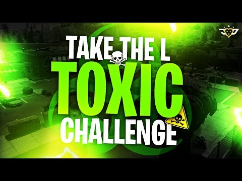 "THE ""TAKE THE L"" TOXIC CHALLENGE! TIM, CIZZORZ, AND I ARE BAD PEOPLE! (Fortnite: Battle Royale)"