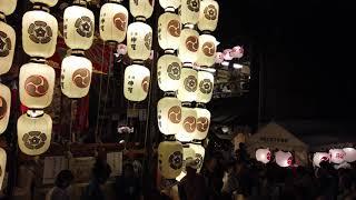 京都祇園祭 2019 先祭 宵山 Kyoto Gion Matsuri Festival