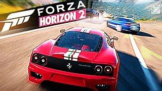 ТЮНИНГ И НОВАЯ ФЕРРАРИ! - Forza Horizon 2 #2