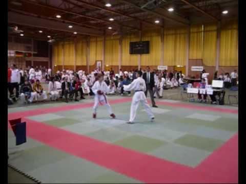 Nippon karate club - Naim Zakhnini Kayl 2009