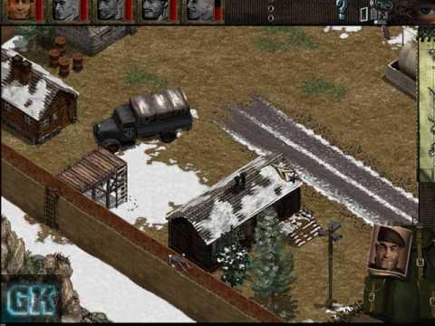 commandos behind enemy lines free  full version
