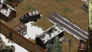 Commandos Behind Enemy Lines (PC) Mission 2 (Pt1)
