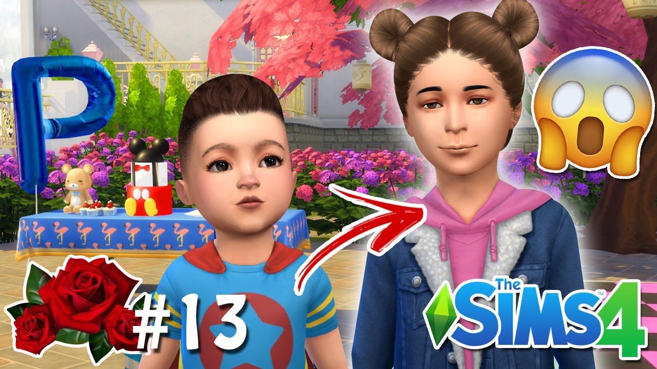 PRÍNCIPE PHILLIP VIROU MENINA?? - Desafio da Aurora #13 - The Sims 4