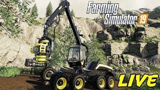 FARMING SIMULATOR 19 #105 - LAVORIAMO ANCHE DI SERA - GAMEPLAY ITA