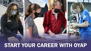 Start Your Career in the Skilled Trades with OYAP