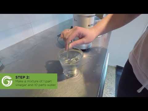 How to Clean Your NutriBullet