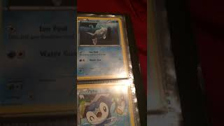 Pulled my first Pokémon GX card from dollar tree pack part 2 the kid is back part 1 want upload