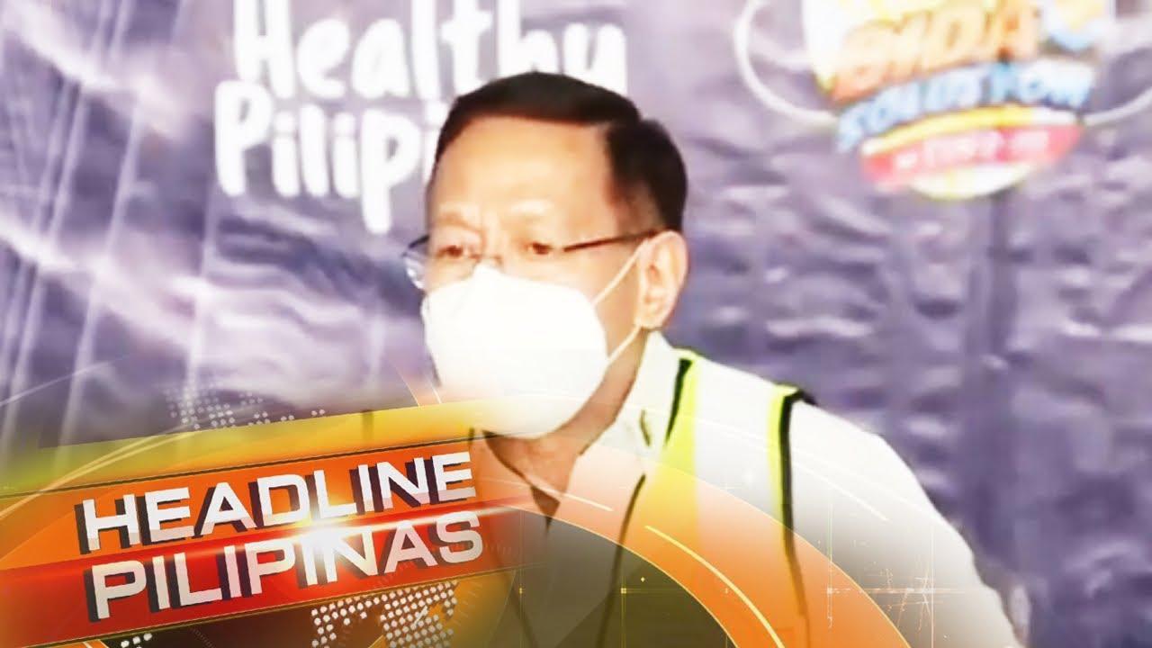 Download Pagbibitiw sa puwesto ni Duque hiling ng health workers | Headline Pilipinas