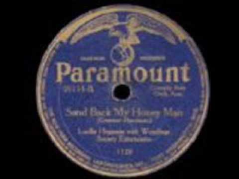 Lucille Hegamin Mississippi Blues (1921)